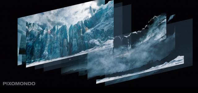Wędrująca Ziemia – film prezentujący kulisy produkcji efektów specjalnych