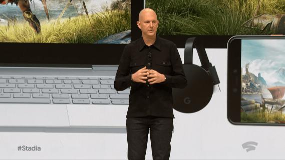 Google Stadia – wkrótce dowiemy się, co zaoferuje usługa