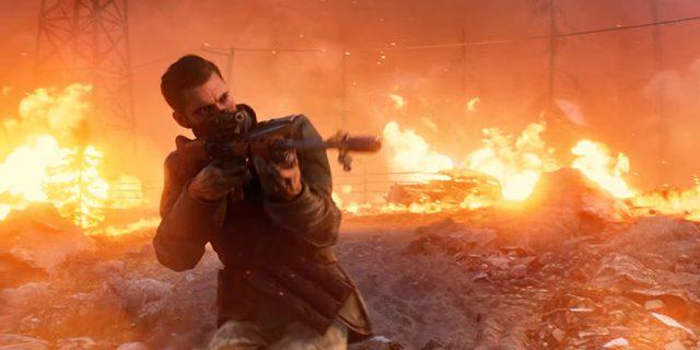Battlefield V: Battle royale w czasach II wojny światowej – oto zwiastun trybu Burza Ognia