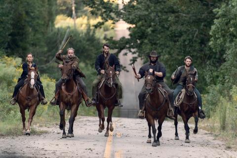 The Walking Dead – kulisy widowiskowej walki. Producentka o nowej grupie