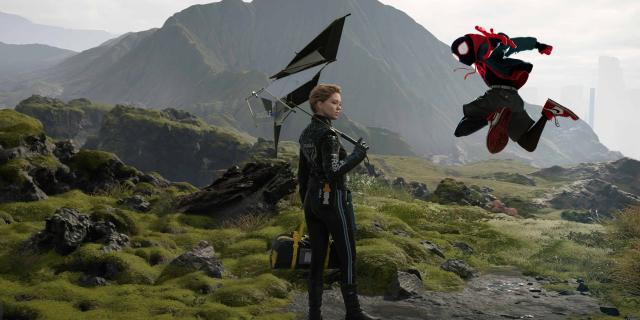 Death Stranding: Hideo Kojima porównuje grę ze Spider-Man Uniwersum