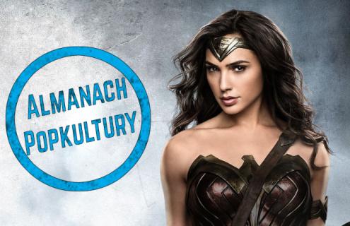 Almanach Popkultury: czego nie wiecie o Wonder Woman [WIDEO]