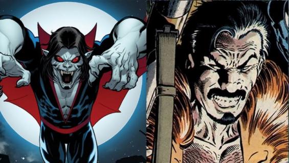 Morbius – są tu fani Kravena Łowcy? To spójrzcie na to zdjęcie z planu