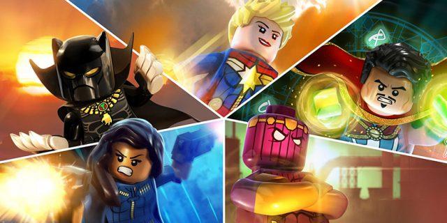 Avengers: Koniec gry – jakie plany na gry LEGO? Niejasna sytuacja