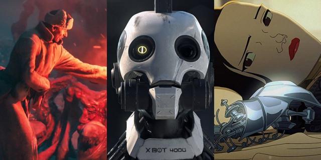 Miłość, śmierć i roboty – najlepsze odcinki serialu. Zgadzasz się z nami?