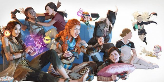 PlayStation 4 – darmowy motyw dla konsoli z okazji Dnia Kobiet