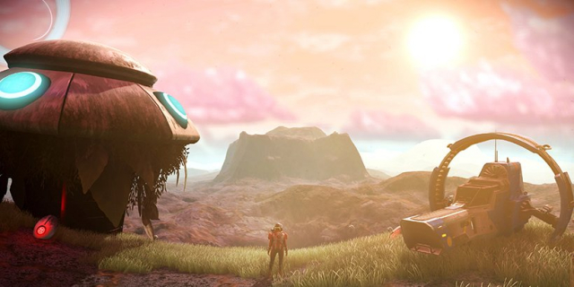 No Man's Sky Beyond przeniesie rozgrywkę do wirtualnej rzeczywistości