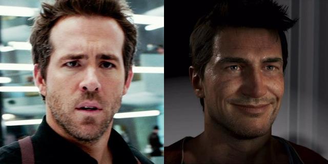 Ryan Reynolds mógł zagrać Nathana Drake'a w filmie Uncharted