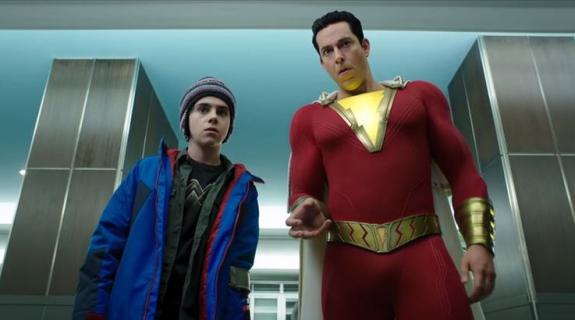Box Office: Shazam! przewyższa oczekiwania. Dobry Smętarz dla zwierzaków