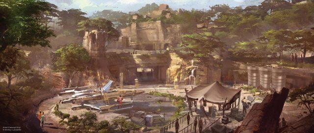 Star Wars: Galaxy's Edge – szczegóły parku i zdjęcia. Co jedzą w świecie Star Wars?
