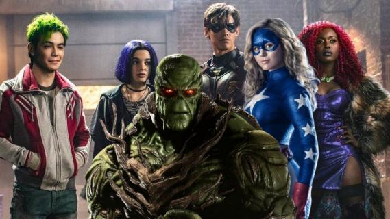 DC Universe – nowości na platformie. Daty premier i pierwsze zdjęcie Stargirl