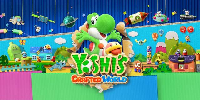Yoshi's Crafted World – zobacz fragment rozgrywki przedstawiający kooperację