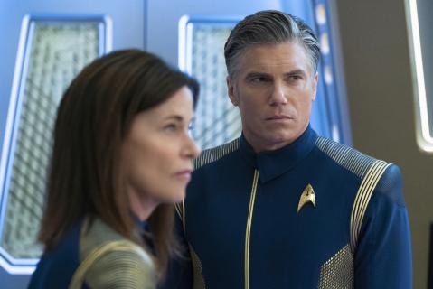 Pike czy Kirk? A może Picard? Kapitanowie ze Star Treka kiedyś i teraz