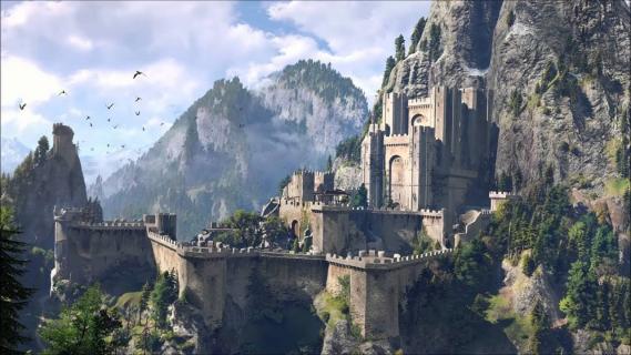 Wiedźmin - polski zamek jako Kaer Morhen? Zdjęcia do serialu przenoszą się na Śląsk