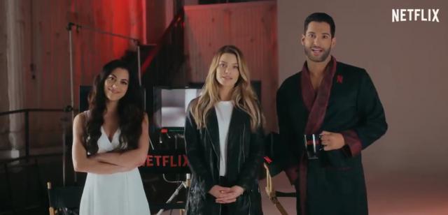 Lucyfer – 4. sezon będzie seksowniejszy. Aktorzy w dwuznacznym teaserze