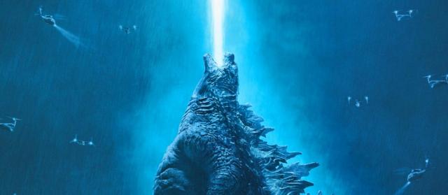 Godzilla 2: Król potworów - nowy plakat widowiska