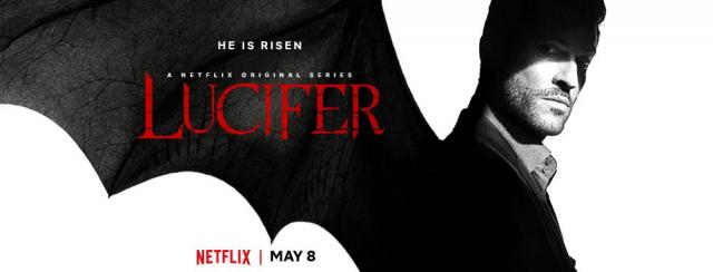 Lucyfer - zwiastun 4. sezonu. Netflix pokazuje sceny z odcinków