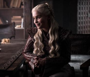 Gra o tron s08e02 - Emilia Clarke o reakcji Daenerys