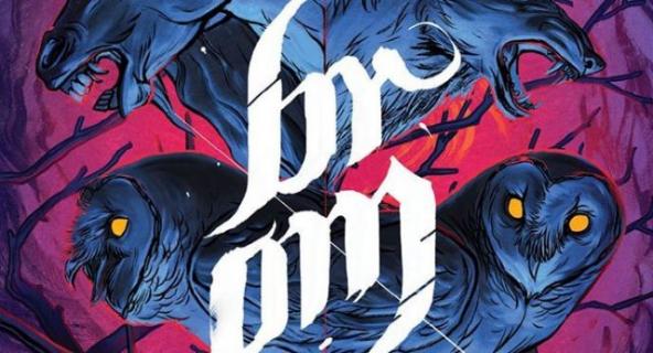 Brom – recenzja komiksu