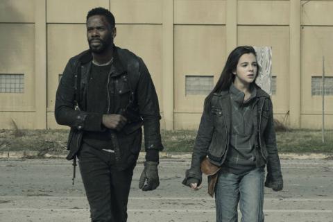 Fear the Walking Dead - oto materiał z planu produkcji 5. sezonu serialu
