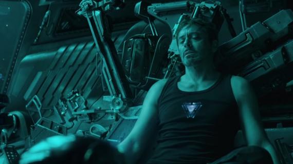 Avengers: Koniec gry - reżyserzy o scenach Iron Mana z końcówki filmu