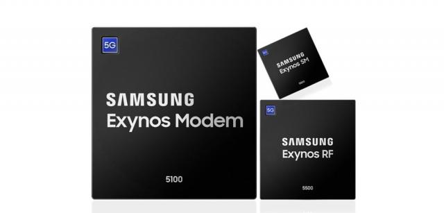 Samsung rozpoczyna masową produkcję modułów 5G