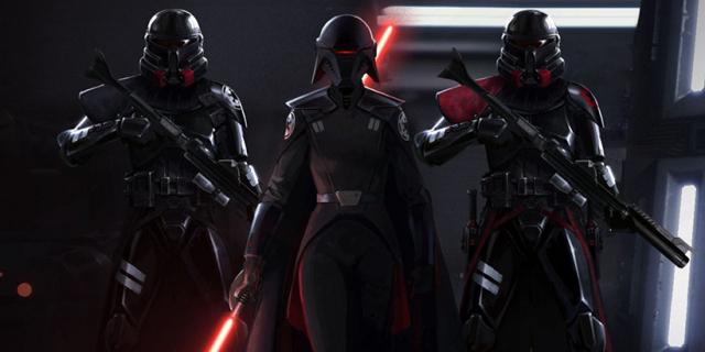 Star Wars Jedi: Upadły Zakon - zobacz screeny i grafiki koncepcyjne [GALERIA]
