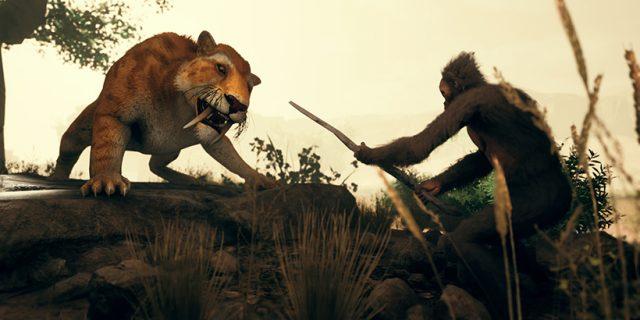 Ancestors: The Humankind Odyssey – nowy zwiastun przedstawia grę