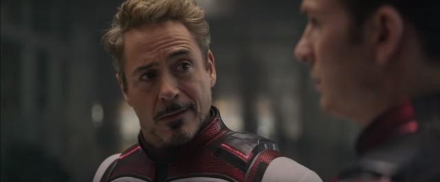 Avengers: Koniec gry - ostatnie 8 minut filmu to najlepsza rzecz w MCU. Tak twierdzi Downey Jr.