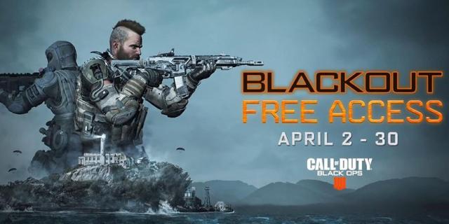 Call of Duty: Black Ops 4 – tryb Blackout za darmo przez cały kwiecień