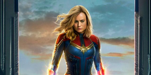 Kapitan Marvel - film MCU dostał swój szczery zwiastun