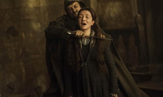 Gra o tron - kto umarł? Te śmierci wstrząsnęły widzami