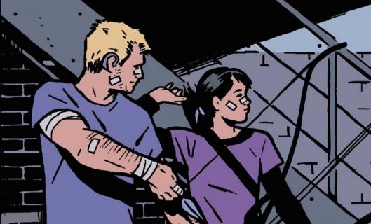 Hawkeye doczeka się serialu w Disney+. Będzie to adaptacja słynnego komiksu?