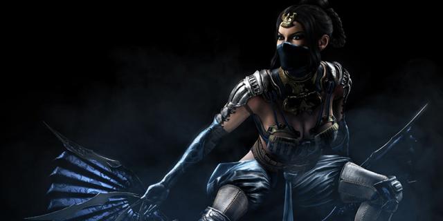 Mortal Kombat 11 - Kitana pojawi się w grze. Zobacz nowy spot live action