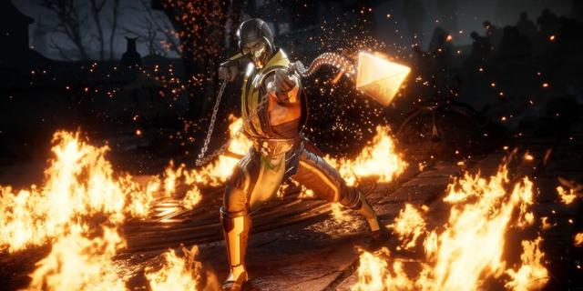 Mortal Kombat 11 - zobacz świetny premierowy zwiastun z kultową muzyką