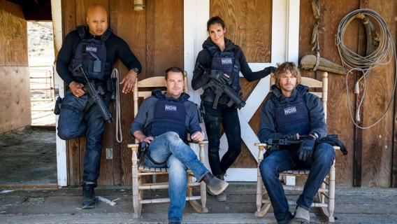 NCIS: Nowy Orlean i Agenci NCIS: Los Angeles - będą nowe sezony