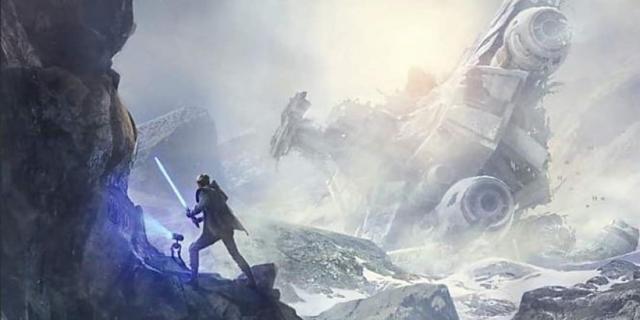 Star Wars Jedi: Fallen Order - zobacz świetny plakat promujący grę
