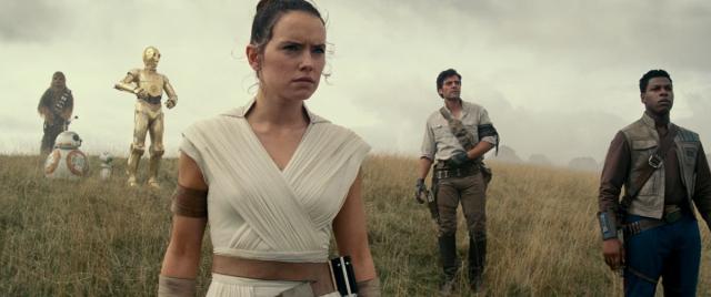 Gwiezdne Wojny: The Rise of Skywalker - plakat i zdjęcia ze Star Wars 9