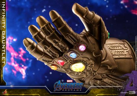 Avengers: Koniec gry - duży spoiler o filmie MCU? Dotyczy rękawicy Thanosa