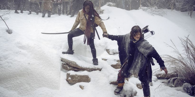 The Walking Dead – jaka oglądalność finału 9. sezonu?