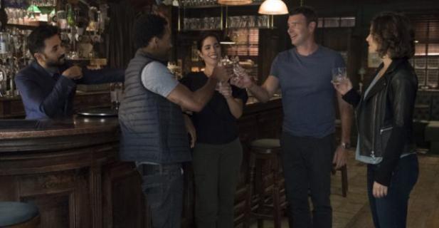 Whiskey Cavalier: sezon 1, odcinek 2 i 3 – recenzja