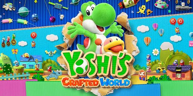 Yoshi's Crafted World – recenzja gry