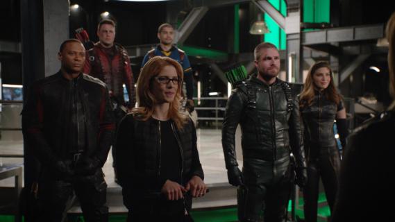 Arrow: sezon 7, odcinek 22 (finał sezonu) - recenzja