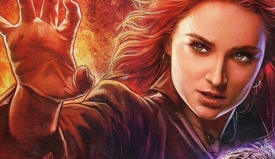 X-Men: Mroczna Phoenix - nowy plakat komiksowego widowiska