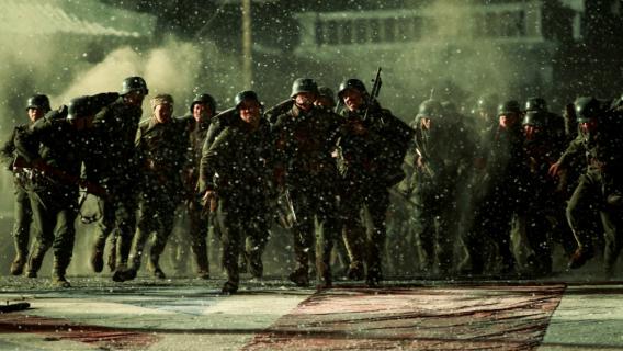 The Eight Hundred - zwiastun wojennego widowiska z Chin