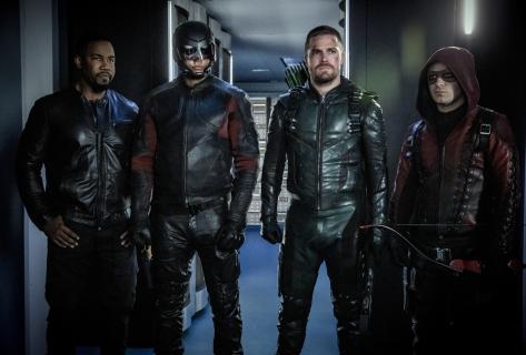 Finał 7. sezonu Arrow. Oliver vs. Emiko - zobacz zdjęcia