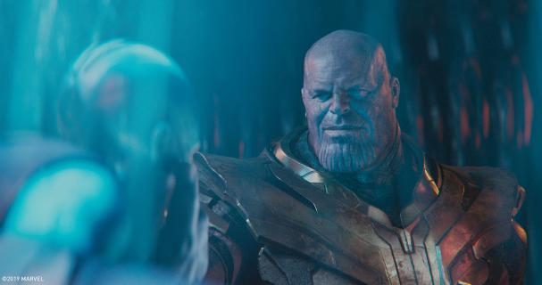 Avengers: Koniec gry - monitor fana MCU może być piękny. Thanos i maszyny na zdjęciach