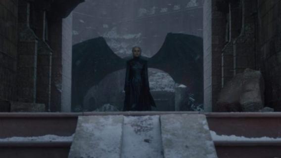 Gra o tron - istniał materiał zza kulis finałowego odcinka, ale został usunięty