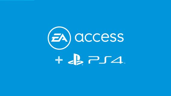 EA Access zmierza na PS4