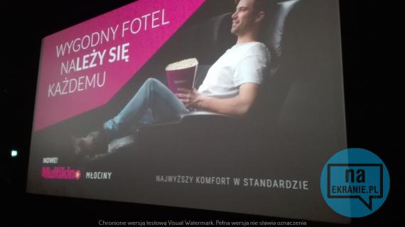 Multikino Młociny otwarte w Warszawie. Nowe kino na filmowej mapie Polski